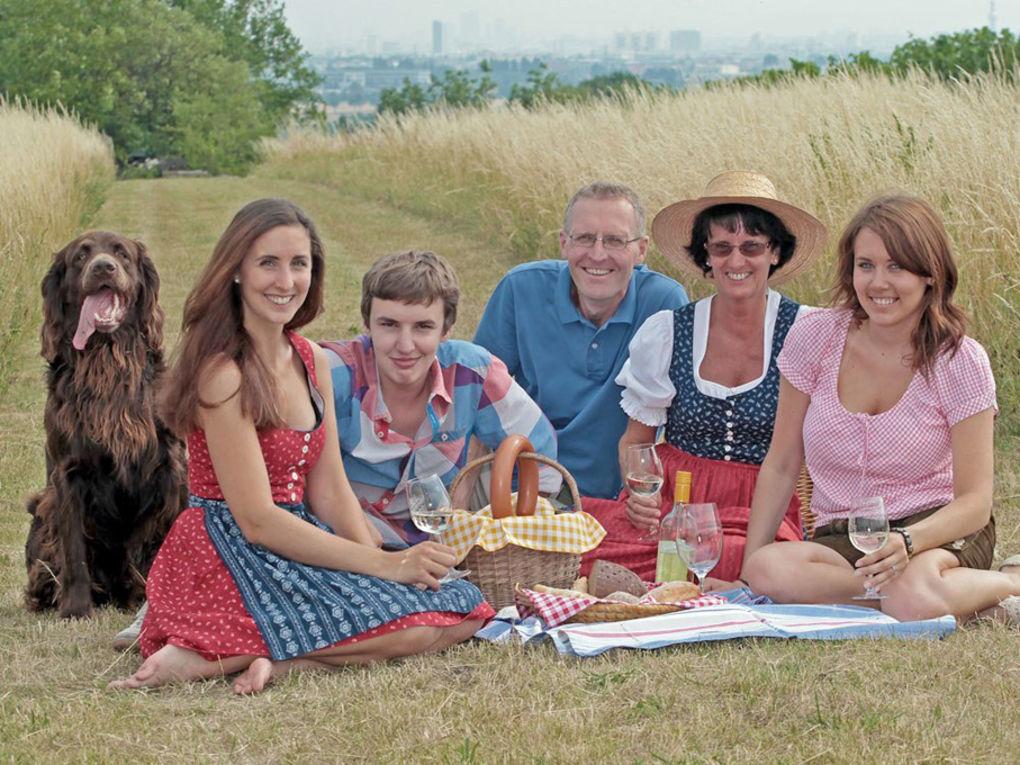 Familie Klager