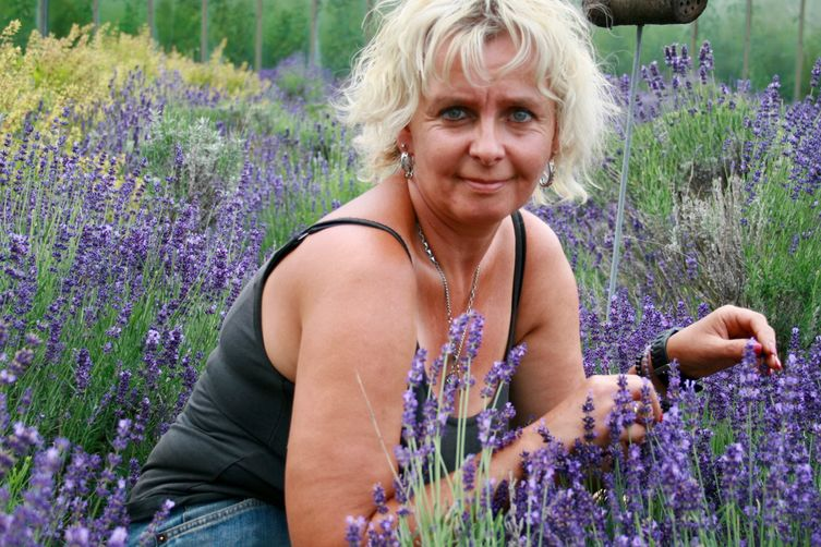 Regina Jakubek - Unser Lavendel