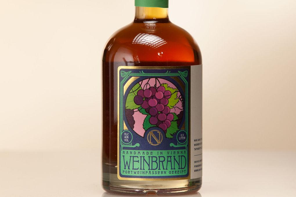 Weinbrand - Invivo Spirits