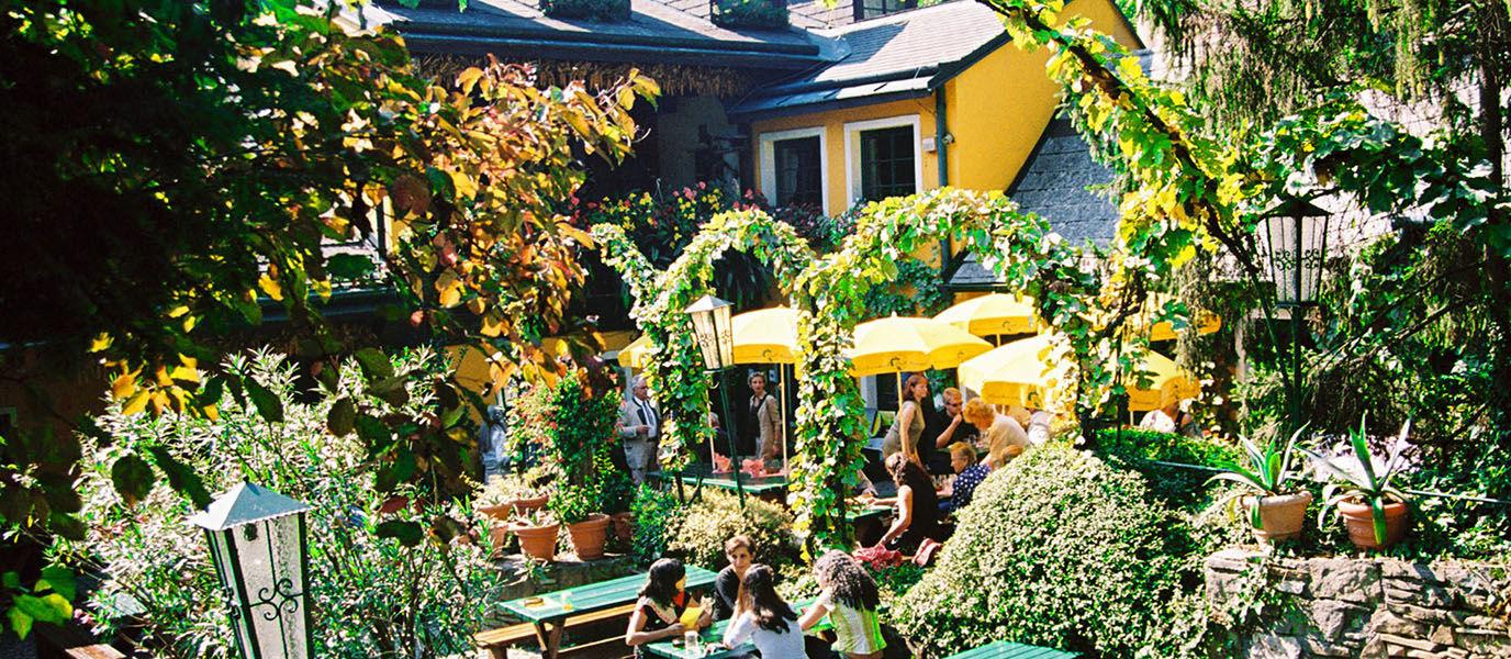 Wolff Gastgarten