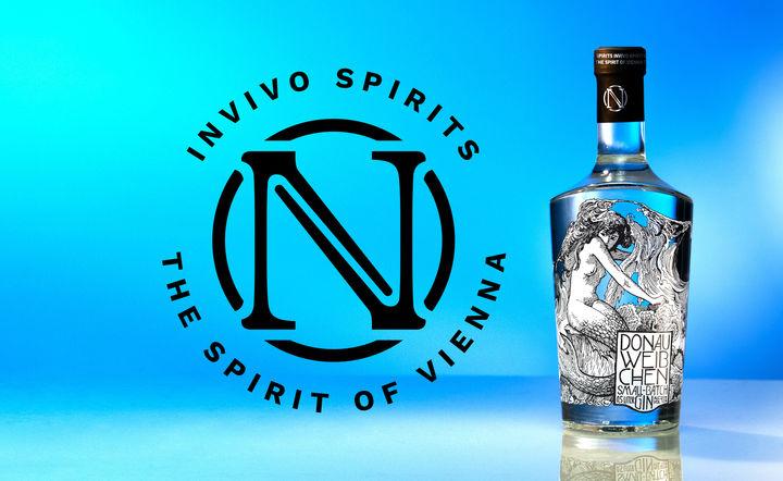 Donauweibchen Gin - Invivo Spirits