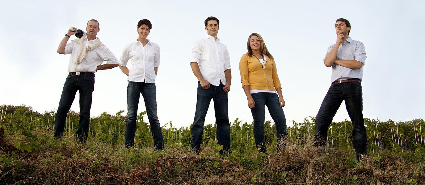 Familie Steinklammer