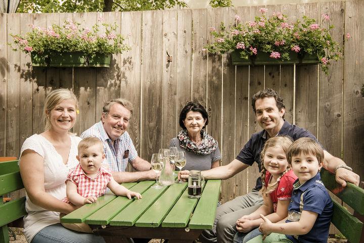 Familie Kierlinger